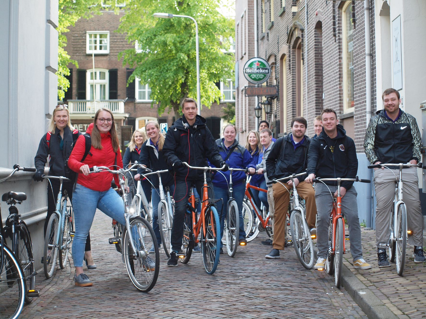 Sport Management cycling