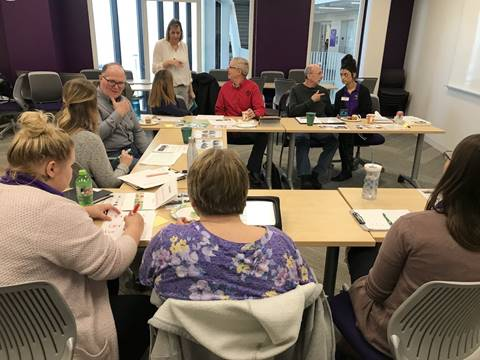 Aphasia Conversational Group participants